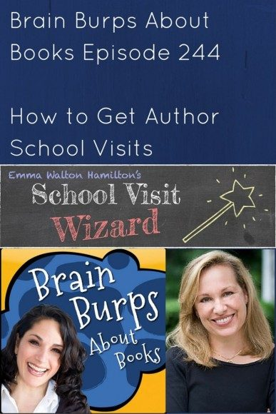 BBAB #244 How to Get Author School Visits